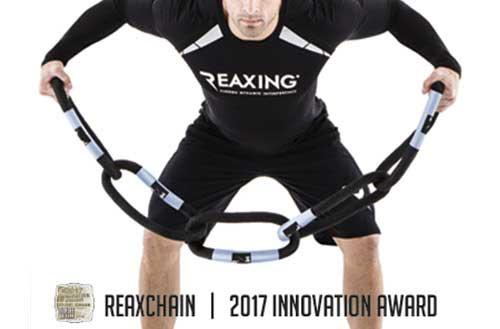Reax Chain 2017 Innovation Award Winner Image