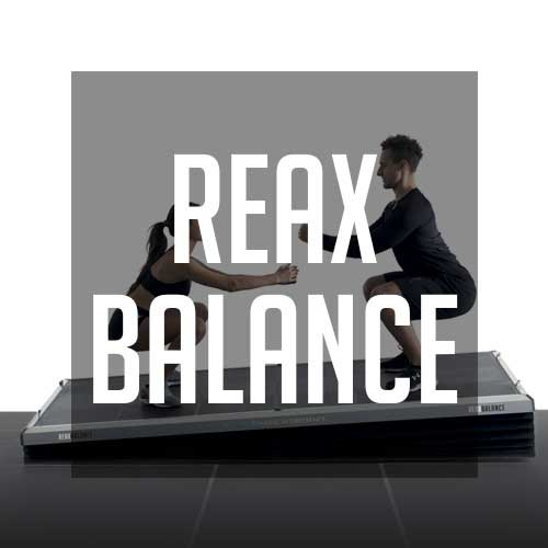 Reax Balance Courses Calendar banner image