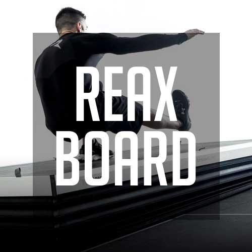 Reax Board Courses Calendar banner image