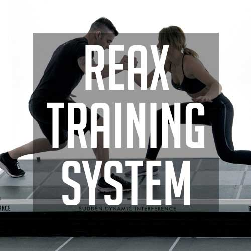 reax training system Courses Calendar banner image