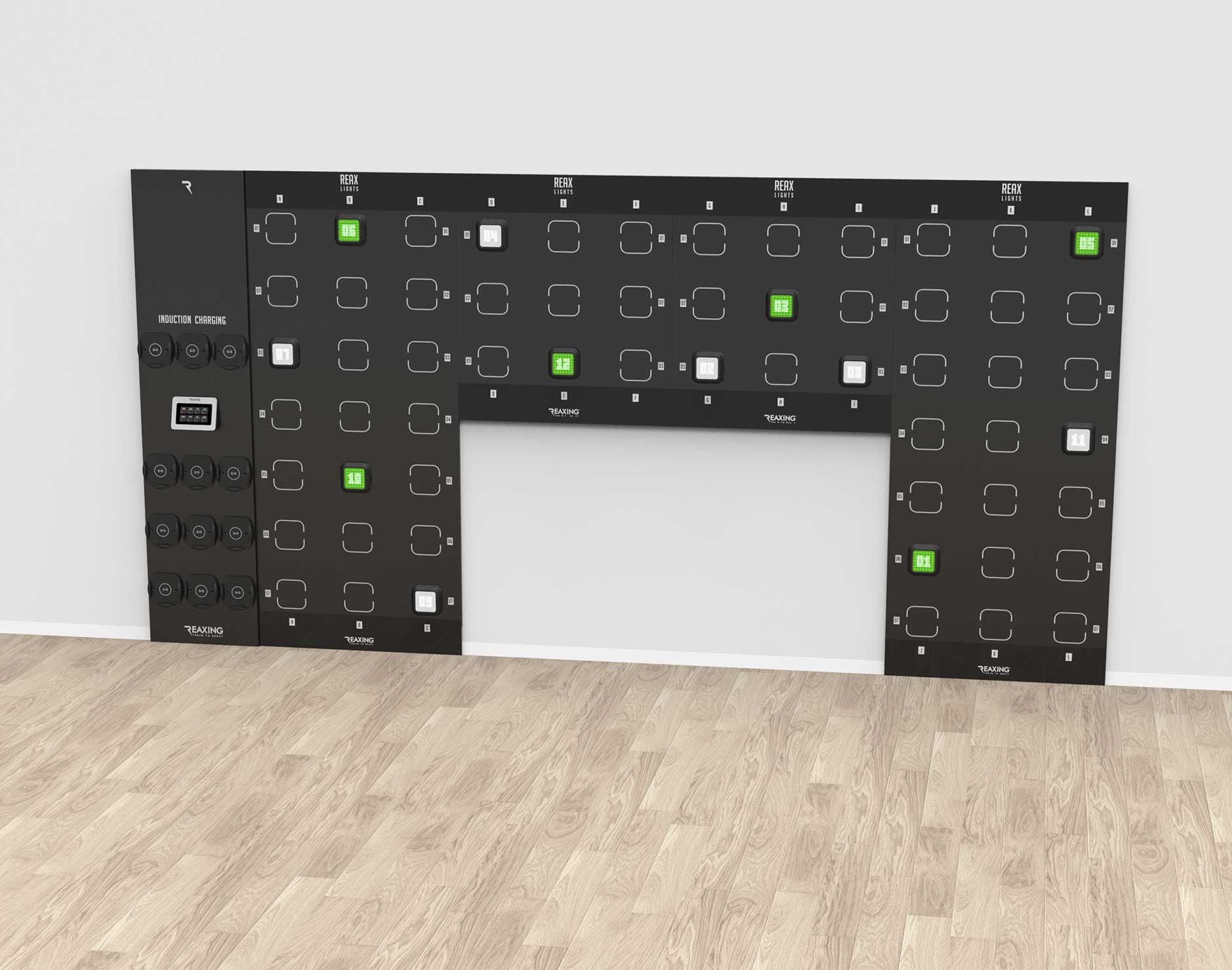 Panel Configuration 4