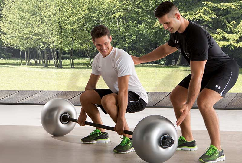 Reax Fluilift Personal Trainer