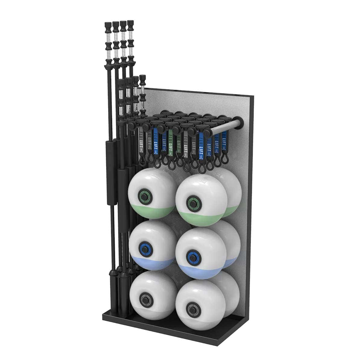 Reax Fluilift Display Storage